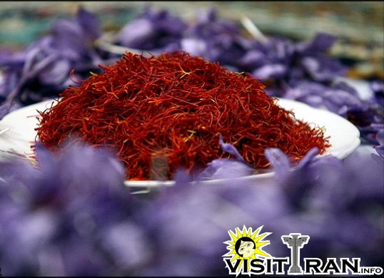 Khorasan's Saffron is the best you can get!