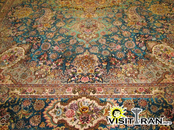 Rugs from Tabriz are world famous