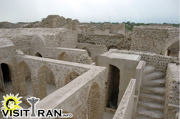 The ancient city of Harireh