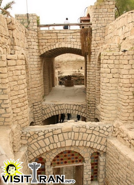 The underground city of Kariz